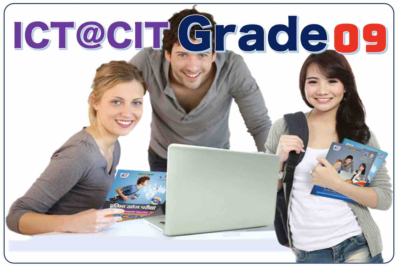 ICT for Grade 9 - 2021