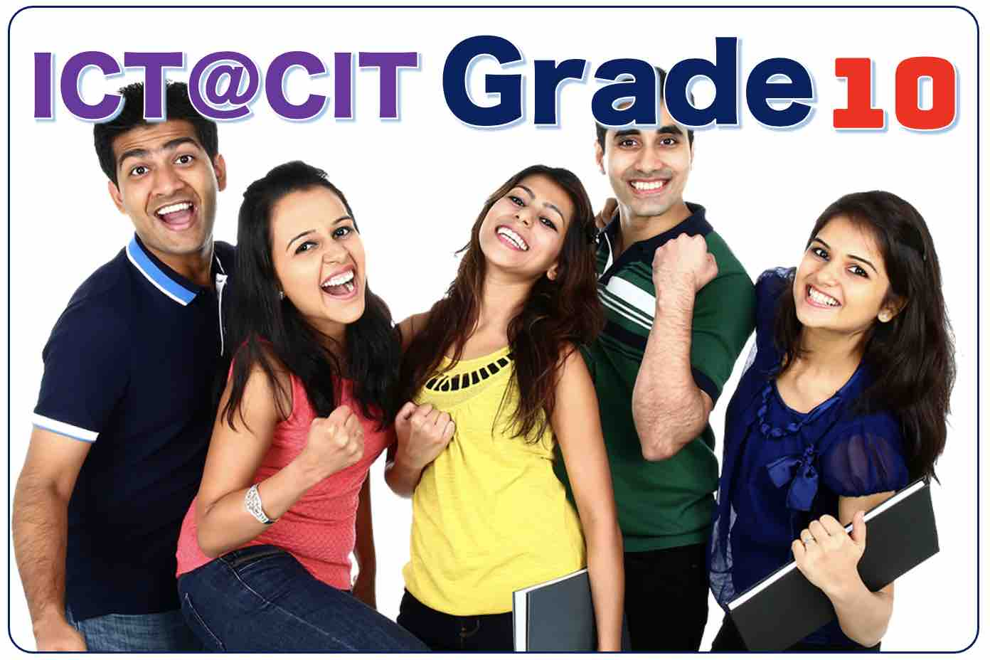 ICT for Grade 10 - 2021
